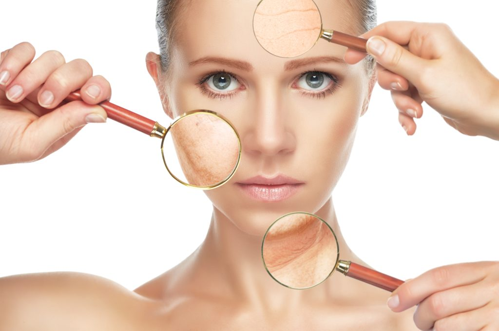 Cocoàge Cosmetics is valued for its use of gold for anti-aging benefits.