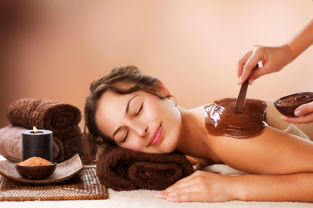 Make a DIY Chocolate Skin Mask at Home
